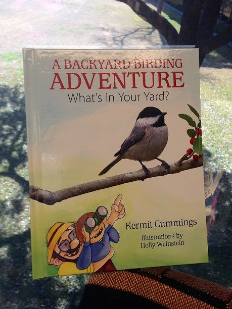 This friendly little book employs clever, yet educational, rhymes, stunning photographs, and whimsical illustrations to awaken your child's interest in the avian world. Written by a veteran birder, the focus is on easy-to-see, readily available bird species, so that parents and children alike will feel encouraged to create backyard adventures of their very own!
