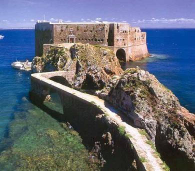 Fortaleza da Ilha das Berlengas - Peniche