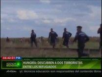 Descubren A Dos Terroristas Entre Los Refugiados En Europa #Video