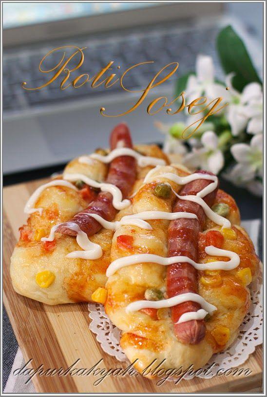 Dari Dapur Kak Yah: Roti Sosej
