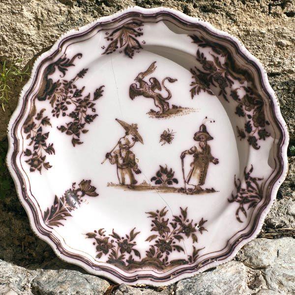 15 best faience de moustiers images on pinterest porcelain china painting and chinese painting - Office de tourisme moustiers sainte marie ...