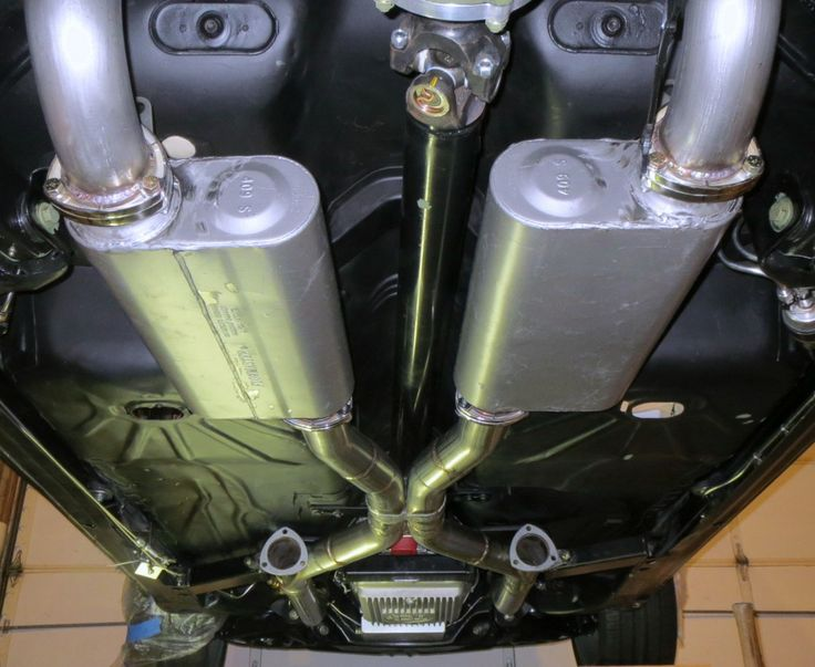 Cool And Compact The Flowmaster Exhaust Kits Were