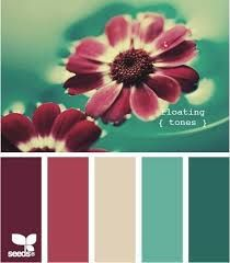 Image result for what colors pair well with maroon walls