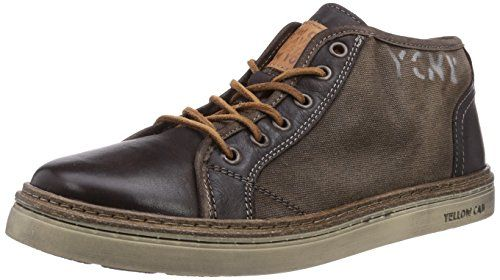 Yellow Cab RAIL M, Herren Sneakers, Braun (Dark Brown), 44 EU - http://on-line-kaufen.de/yellow-cab/44-eu-yellow-cab-rail-herren-sneakers-2