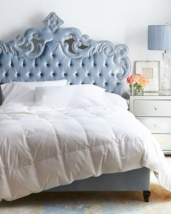 Julia Tufted Beds by Haute House at Horchow.