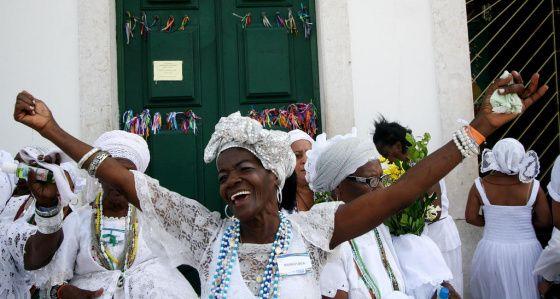 Lavagem do Bonfim 2012.