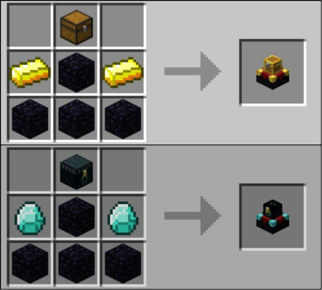 Exp Chest Mod for Minecraft 1.8 - You know how experience can be stored in bottles o' enchanting in Minecraft? It's portable enough and makes a good way to level up again quickly in case you die in some unfortunate accident, but there's just so much work which goes into making those things and the returns per bottle are minis... #MINECRAFT18MODS - #MinecraftMods