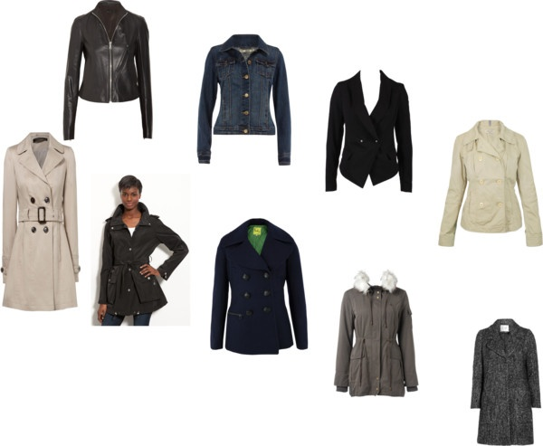 Essential Jackets and Coats, created by tcdarnellprin on Polyvore: Essential Jackets, Beauty, Polyvore, Tcdarnellprin, Coats
