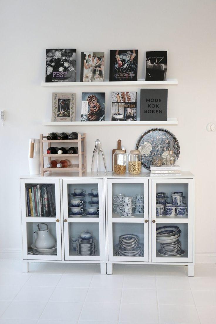 Detaljer i ett kök – Starwoman