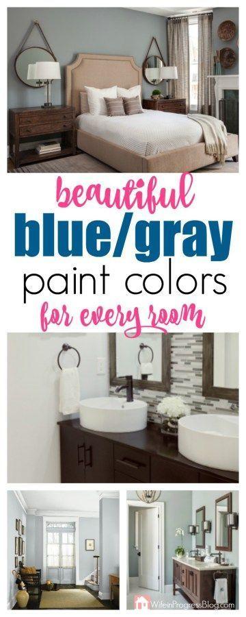 Bonnieprojects Choosing Paint Colors: Top 25 Ideas About Blue Gray Paint On Pinterest