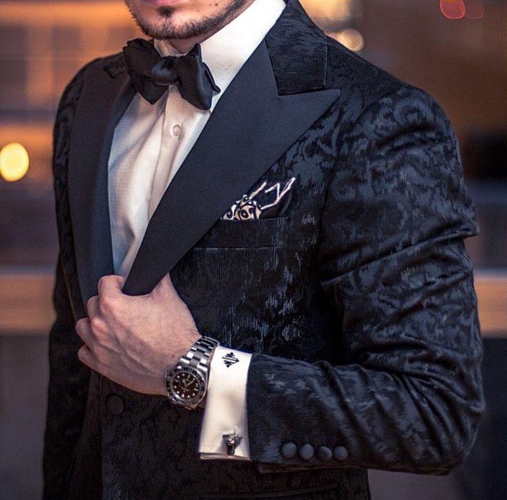Velvet blazer.
