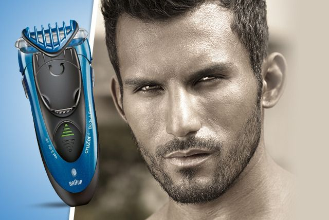 Braun Men's Electric Shaver