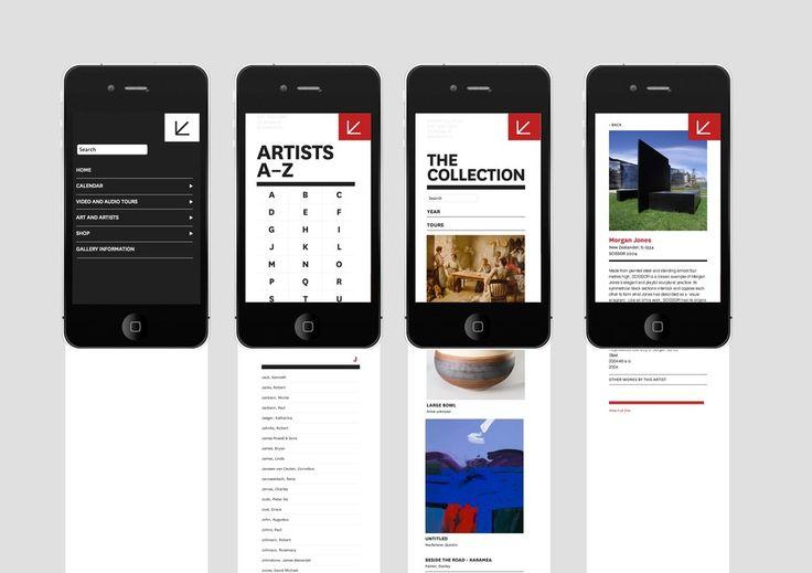 : Webdesign, Sons, Pockets Galleries