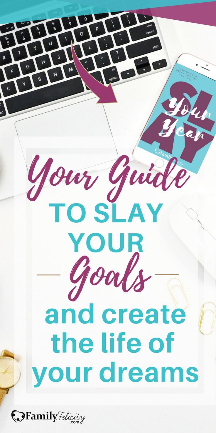 This FREE toolkit is over 30 pages of vision sheets, goal planning and tracking, and life planning... all with the focus on keeping your goals in line with your family and your passion! Click to download your planner and build your dream life! #Goals #Planning