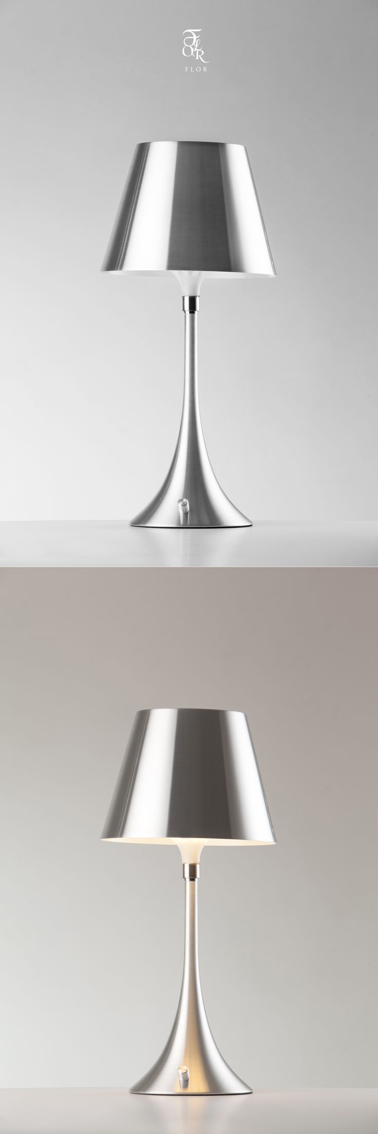silver,lamp