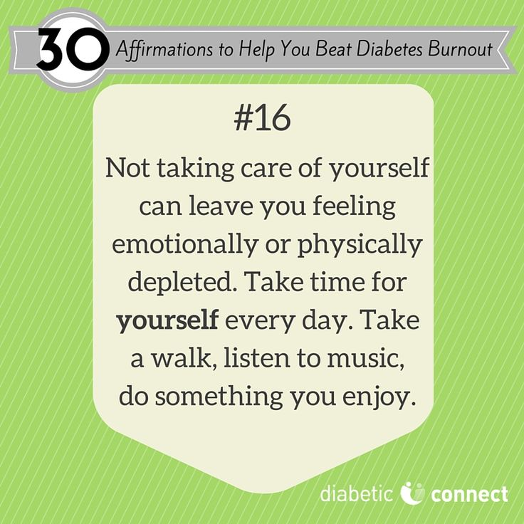 how to take care of yourself emotionally