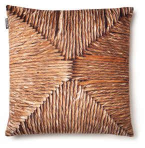 Coussin 50x50 Wilfred Wicker © Snurk