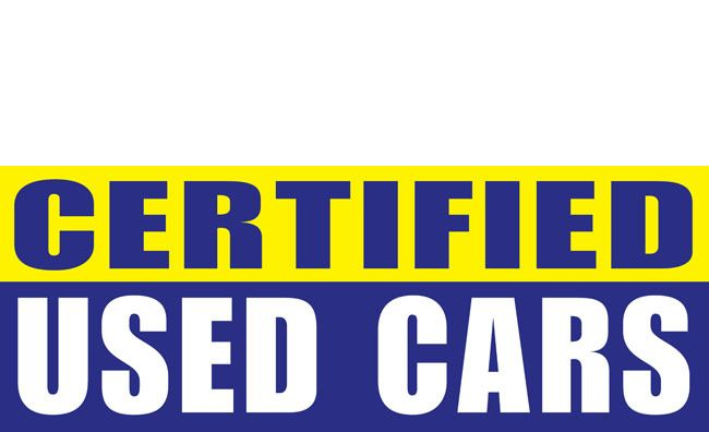 DPSBanners.com - Certified Used Cars Banner Sign 1100, $29.99 (http://www.dpsbanners.com/product-detail/certifiedusedcarsbanner1100/certified-used-cars-banner-sign-1100/)
