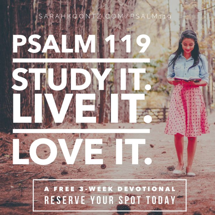 Are you hungry for spiritual nourishment? This 23-day study of Psalm 119 will provide you with the SOULfood you crave. #freepsalm119study   Free Online Bible Study for Women   Christian Inspiration   Tips and Ideas for Studying Gods Word   Free Printables   Psalms