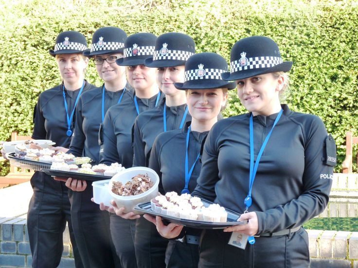Our student officers raised £100 by selling cakes for Essex and Herts Air Ambulance.  The cakes were sold at our headquarters, in Springfield, and came just days after the officers - known as intake B1 - collected £200 by washing cars for the same charity.   We are still recruiting both Special Constables and Police Constables.   For more information, visit: www.essex.police.uk/fitthebill