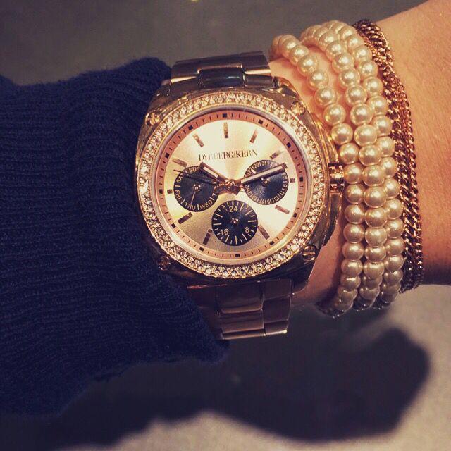 Dyrberg Kern watch with matching bracelet ❤️