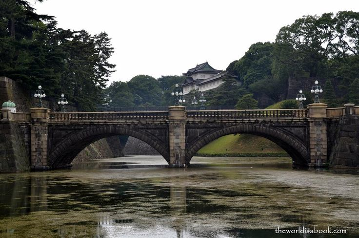 Tokyo Imperial Palace and East Gardens with kids