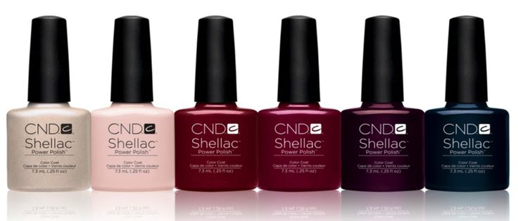 CND - Shellac Naked Naivete (0.25 oz)