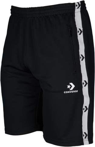 3e6f98da3f8972 Converse Star Chevron Track Shorts - Mens - Black