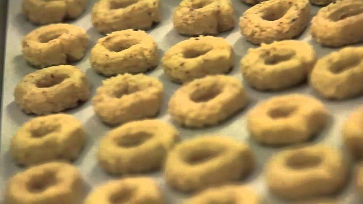 le macaron de Cormery (près de Tours) à déguster au petit déjeuner, en apéritif, avec des glaces