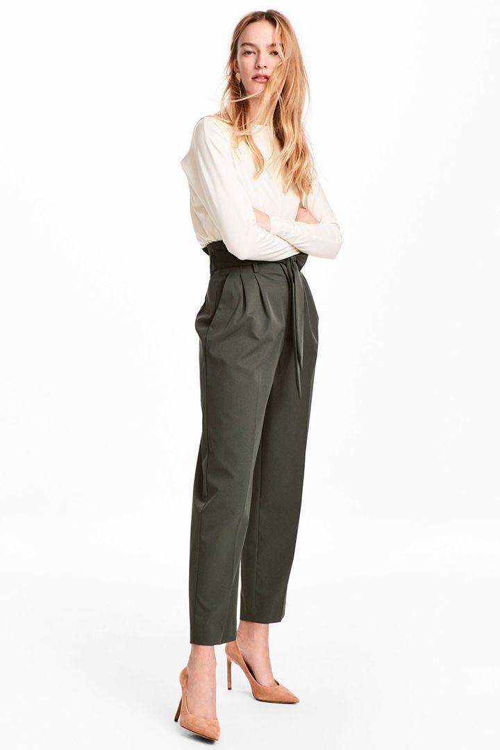 Tendencia Alza Pantalones 2019Clothes Paper En BagUna TlFK1J3c