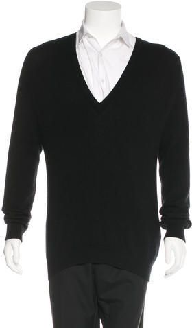 Saint Laurent 2015 Cashmere Oversize Sweater