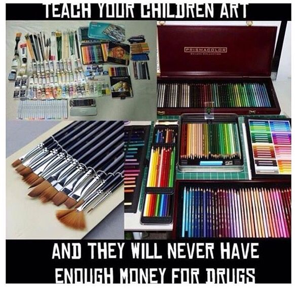 teach your children art