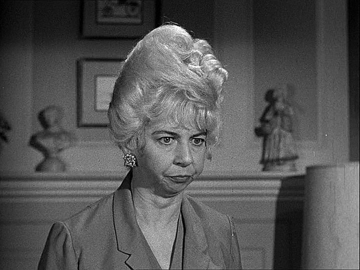 Bewitched: Season 1, Episode 31 That Was My Wife (29 Apr. 1965)  Alice Pearce,