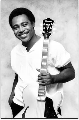 George Benson with Ibanez great smooth jazz player......how I miss this man!  Saw him years ago at the Jacksonville Jazz Festival