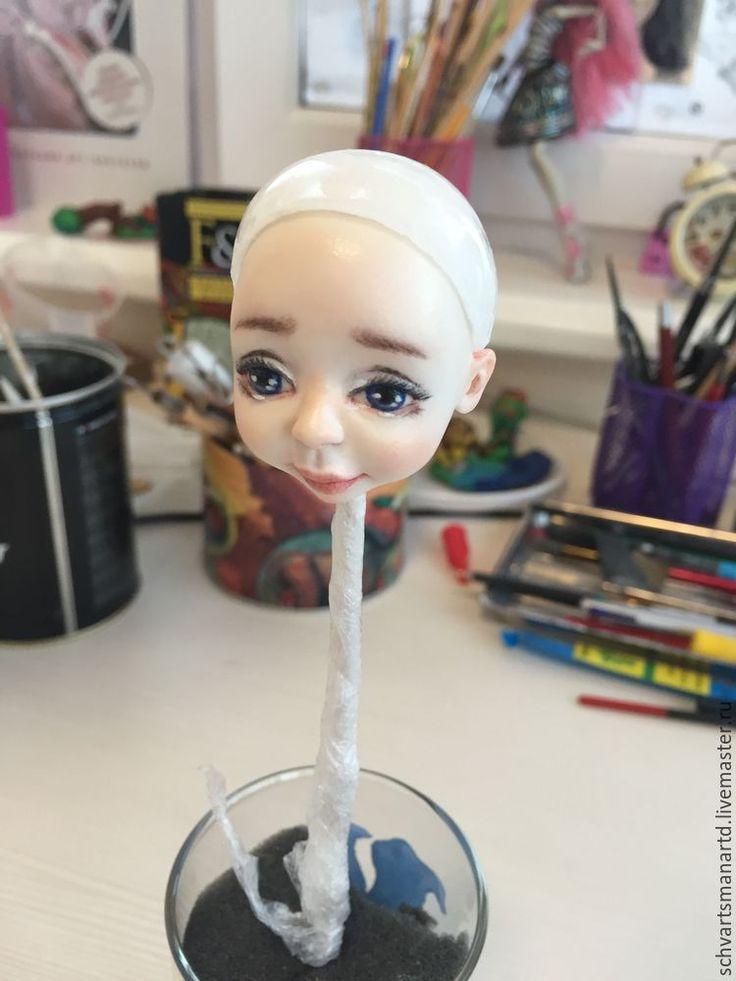Мастерим силиконовую шапочку на магнитах для куклы - Ярмарка Мастеров - ручная работа, handmade