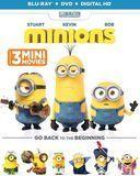 Minions [Blu-ray/DVD] [2 Discs] [2015]