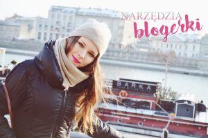 narzędzia blogerki