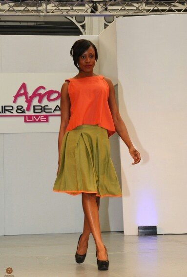 Afro Hair And Beauty Live Fashion Show Fashion Pinterest Live Fashion And Events