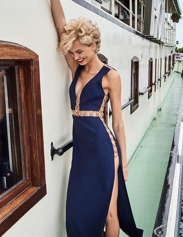 'My weekend cruise' - Vogue Japan 2017 January