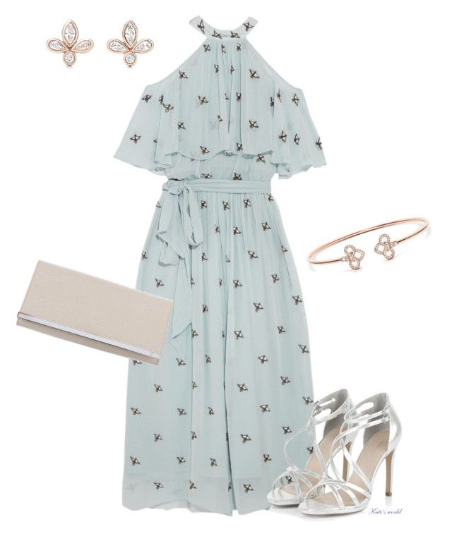 """dress2273"" by k-meszaros on Polyvore featuring Temperley London and Louis Vuitton"
