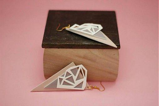 Triangles by i.v. - SAShE.sk - Handmade Náušnice
