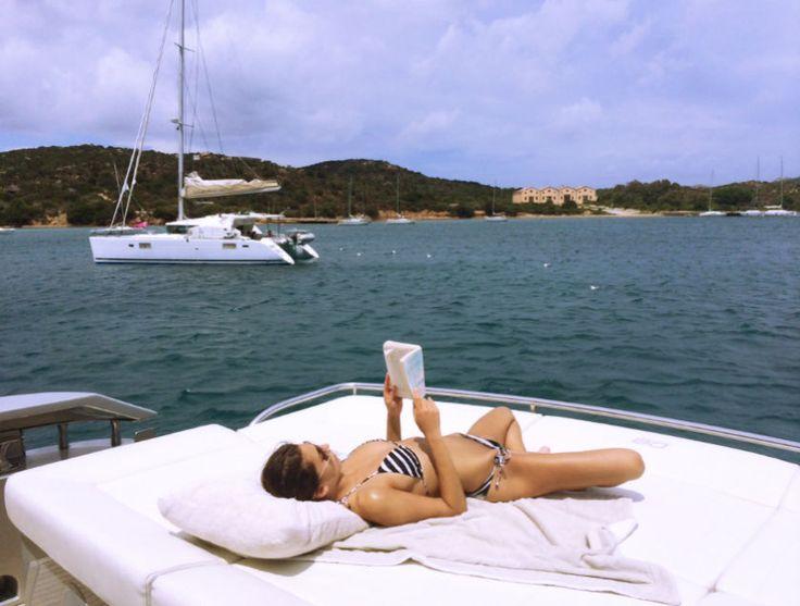 Sardegna, vacation, boating This Way | Stylista.dk