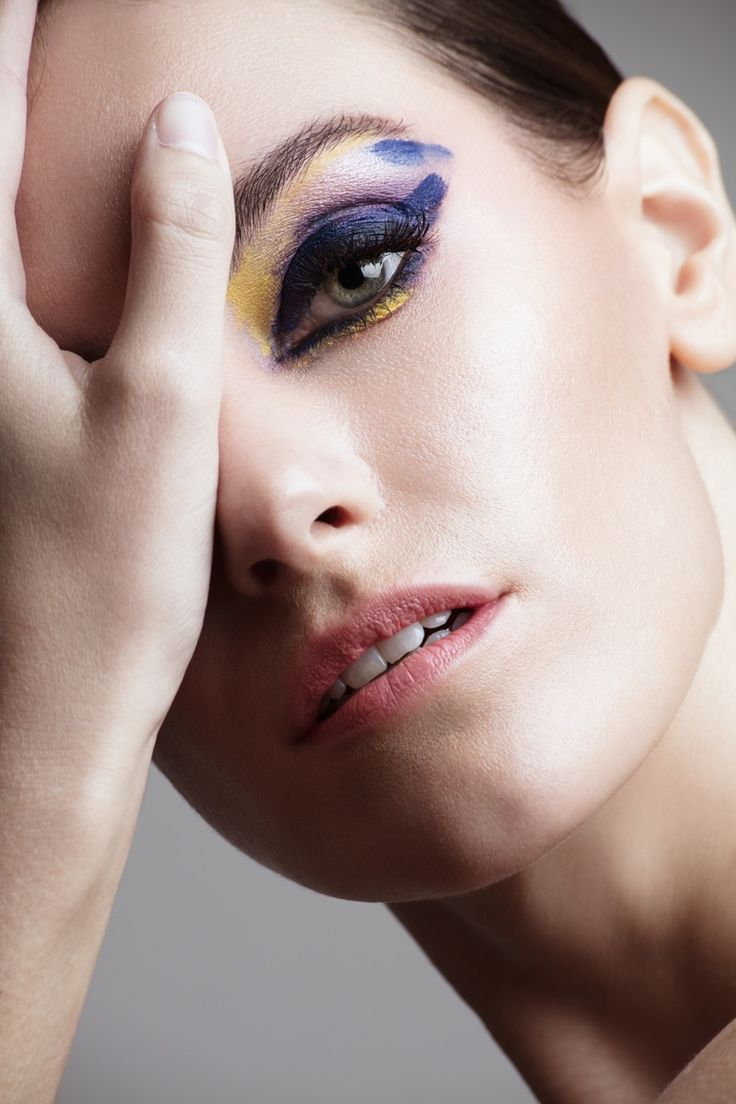 Jeff Tse captures model Kate Herman in this beauty shot