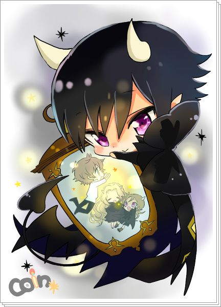 chibi lelouch! This is the most adorable thing i have seen all day