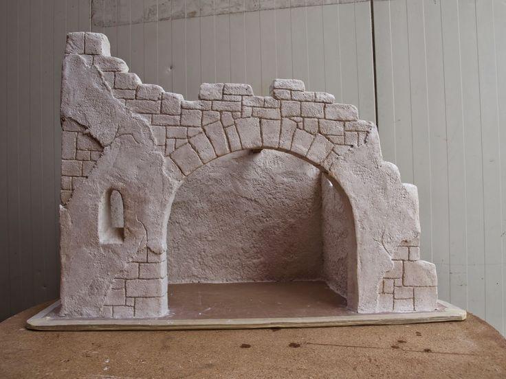 En esta ocasión os damos la oportunidad de crear vuestro propio portal de Belén.   Os detallamos los materiales necesarios para cada una...