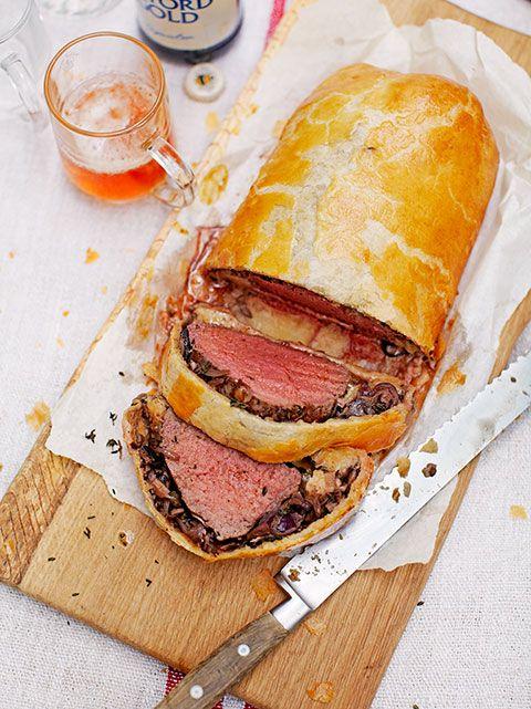 How to make beef wellington   Jamie Magazine