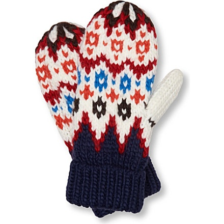 Mittens, Gloves and Navy on Pinterest
