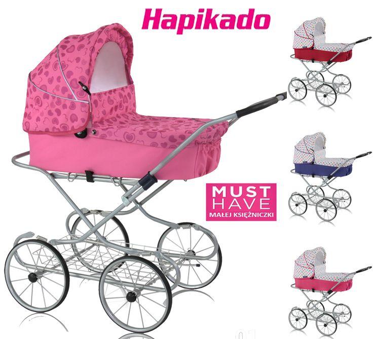 Wózek dla lalek Emilie