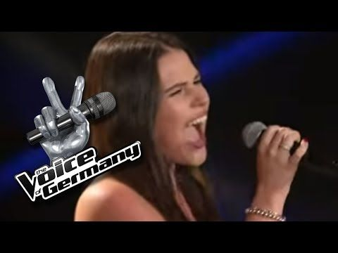 Letras: Katy Perry - Chained To The Rhythm | Palina Vereti Cover | The Voice of Germany | Blind Audition