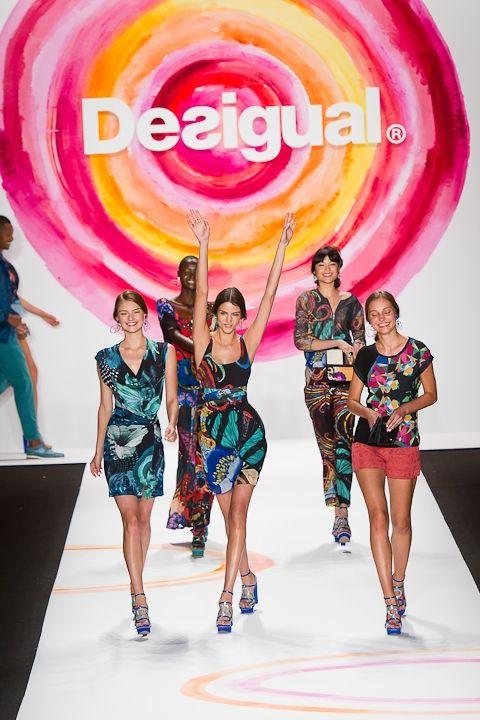 Desigual Spring 2014 Collection   Galleries   FashionTV   fashiontv.com